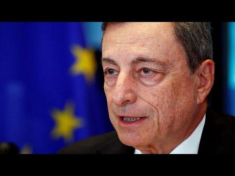 Ντράγκι: Αργότερα η ένταξη της Ελλάδας στην ποσοτική χαλάρωση…