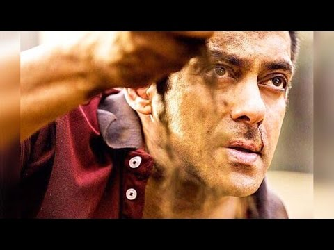 Sultan: Salman Khan's New Look Smeared In Blood