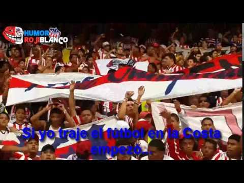 Junior nunca se vendió - letra - Frente Rojiblanco Sur - Junior de Barranquilla