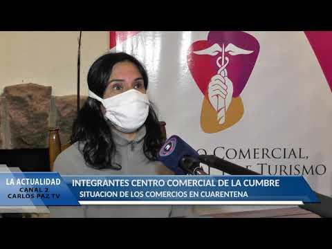 NUEVA PRORROGA DE LA CUARENTENA: NOTA A INTEGRANTES DEL CENTRO COMERCIAL LA CUMBRE