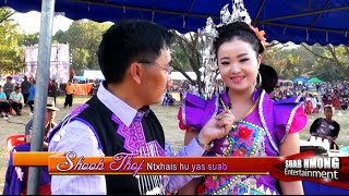 """Suab Hmong E-News:  Exclusive interviewed Song Thao, a singer from China """"Dej Liab Dej Ntsuab"""""""