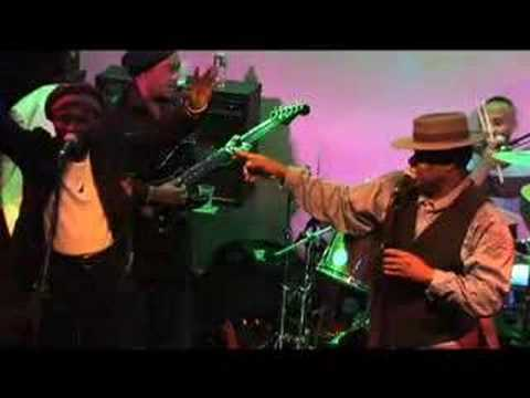 Kanda Bongo Man Talks Franco and Sings Rumba, with Malage!