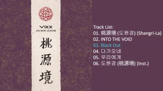 Download Lagu [Mini Album] VIXX – Shangri-La Mp3