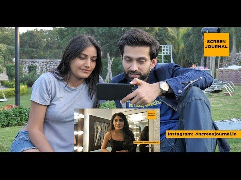 Surbhi Chandna's surprise for Nakuul Mehta on his  Birthday | Screen Journal (видео)