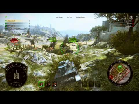 World of Tanks 360 Edition Trailer - World of Tanks: Xbox 360 Edition