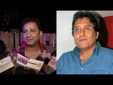 Sukhvinder Singh Pays Last Respect To Vinod Khanna