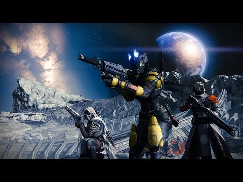 video review - Kevin VanOrd gives us his thoughts on Bungie's highly anticipated, online, science-fiction shooter; Destiny. Read Kevin's in-depth review at GameSpot.com! http://www.gamespot.com/reviews/destiny-r...