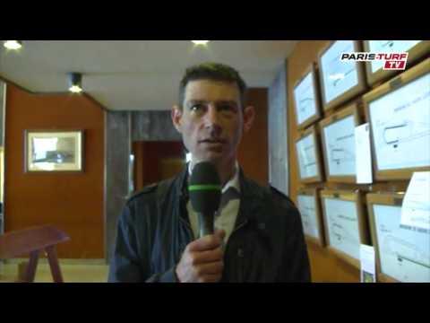 Quinté+ jeudi 05/05 : L'interview de Franck Forési