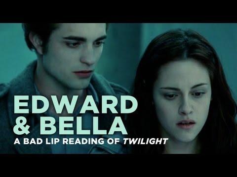 Edward and Bella  A Bad Lip Reading