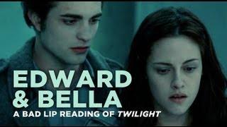 "Video ""Edward and Bella"" — A Bad Lip Reading of Twilight MP3, 3GP, MP4, WEBM, AVI, FLV Oktober 2018"