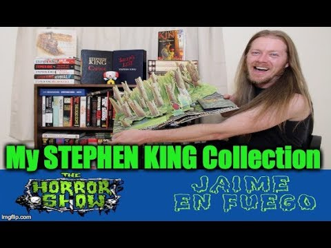 My STEPHEN KING Collection - Hail To Stephen King EP21