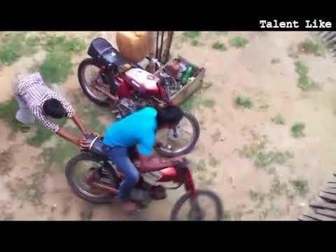 Video Dangerous Bike Stunts Rotating - Talent Like download in MP3, 3GP, MP4, WEBM, AVI, FLV January 2017