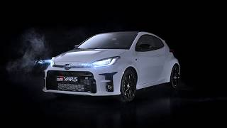 Toyota Yaris GR4 official clip by Motorsport Magazine