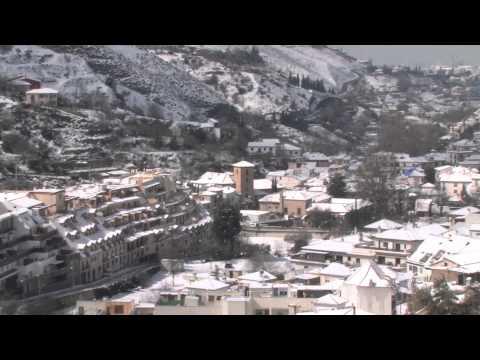 Monachil nevado
