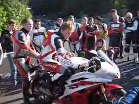 Nurburgring Motorrad training 2007 with JURGEN FUCHS