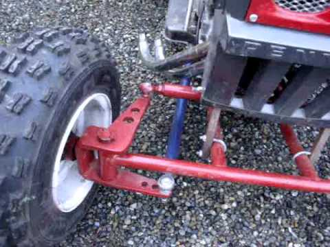 how to build a racing mower