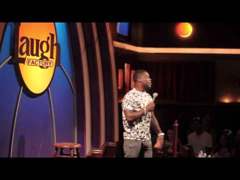 Chocolate Sundaes Comedy Show Re-Cap (09/01/13) w/ Jason Collins, Paul Bel, Kevin Hart, David Arnold