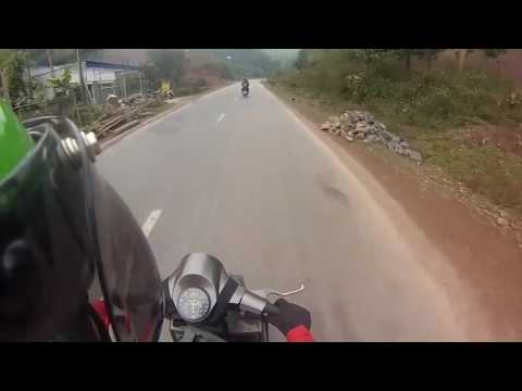 Vespa PX - Mộc Châu roadtrip 2015 pt. 1