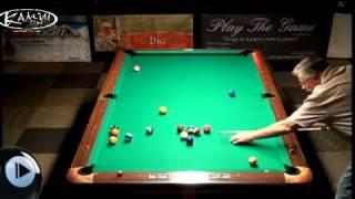 Chris McDonald VS John Henderson / $4,000 Added One-Pocket / The 2012 West Coast Challenge