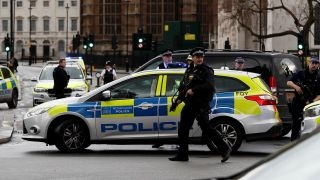 London attacker is 'British born' and known to police