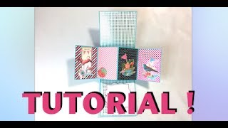 Check out my other video tutorials:https://www.youtube.com/playlist?list=PLgRa2oX0bP0AHkup79vI1u8HDQTjXq5tBPlease like, share & subscribe!https://www.youtube.com/user/imageofthecreator?sub_confirmation=1 Buy great paper craft items (single or small numbers!)http://katjascraft.marktplaza.nl Follow me on my blog:http://www.creatorsimagestudio.com  Find the tutorials in my Etsy shop:http://www.etsy.com/nl/shop/CreatorsImageStudio Follow me on Instagram:https://www.instagram.com/katjascraft Follow me on Pinterest:https://www.pinterest.com/KatjasCraft Follow me on Twitter:http://www.twitter.com/KatjasCraft Follow me on Snapguide:https://snapguide.com/katjas-craft/Music: Parting of the Ways 1 by Kevin McLeod, www.incompetech.com