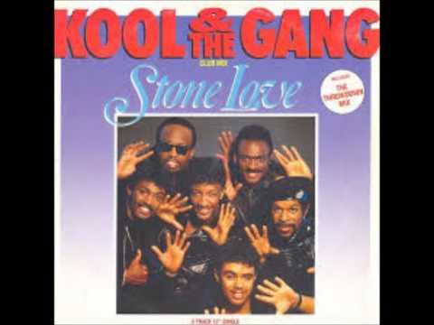 KOOL and THE GANG /  Stone Love (HD)