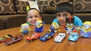 Unboxing of kid's favorite toys, street vehicles, trucks, Hot Wheels cars. Kids playtime with toys at home. Feel free to comment, share and like.😀 Follow Us Socially 😀====================================🌐 https://twitter.com/FunnyVideozz🌐 https://www.pinterest.com/JeannetChannel🌐 https://www.facebook.com/ChooChooTrainsToddlers🌐 https://plus.google.com/+ChooChooTrainsToddlers🌐 http://www.HappySandyTV.com🔊 LIKE ➡ SHARE ➡ SUBSCRIBE
