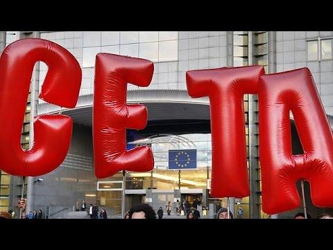 Ε-Ε.-Καναδάς: Προς υπογραφή της CETA – world