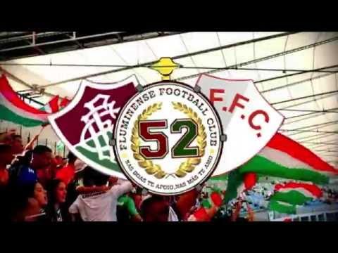 Saída Bravo 52 - Fluminense 2 x 0 São Paulo - O Bravo Ano de 52 - Fluminense