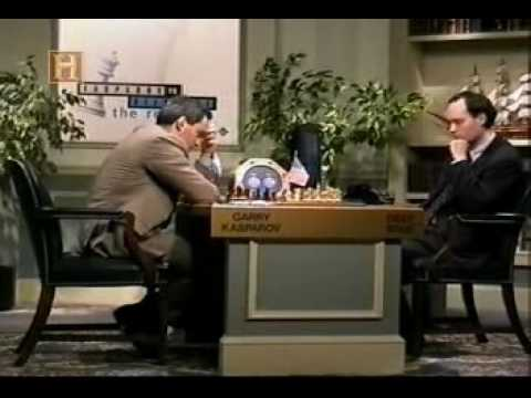 Fim de Jogo (Game Over: Kasparov and the Machine) Parte 4 de 9