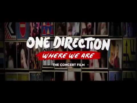 One Direction: Where We Are - The Concert Film Clip 'Through the Dark'