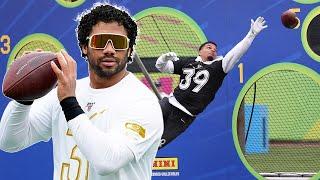 Thread the Needle: 2020 Pro Bowl Skills Showdown by NFL