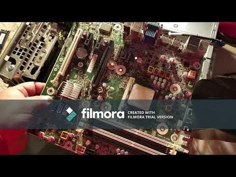 HP ELITEDESK PRO 705 G1 SFF