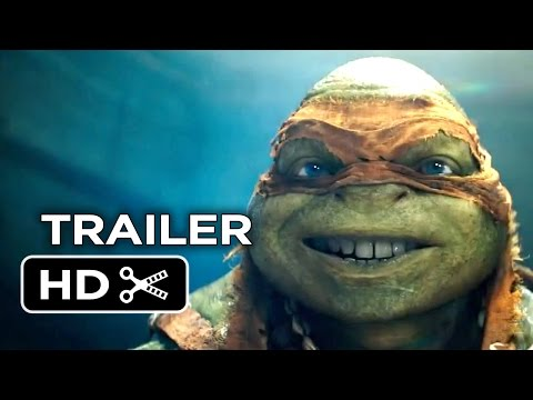 Teenage Mutant Ninja Turtles Official Final Trailer (2014) – Michael Bay Action Movie HD