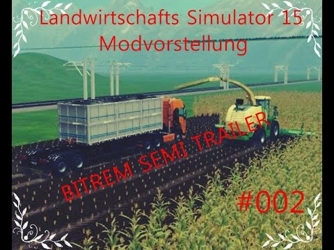 BiTrem Semi trailer v1.0