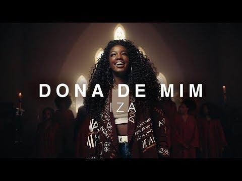 """Iza divulga clipe de """"Dona de Mim"""". Assista"""