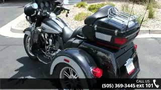 4. 2013 Harley-Davidson FLHTCUTG - Tri Glide Ultra Classic  ...