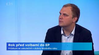 Rok před volbami do EP