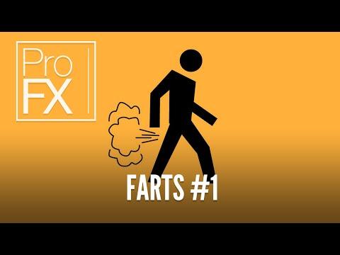 Farts #1 | Best sound effects | ProFX (Sound, Sound Effects, Free Sound Effects)