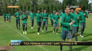 Video Indra Sjafri Coret 3 Pemain U-19 MP3, 3GP, MP4, WEBM, AVI, FLV Maret 2018