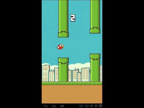 Video of Floppy Bird