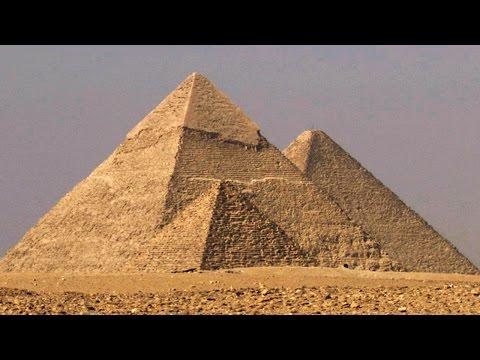 Naked Science - Pyramids