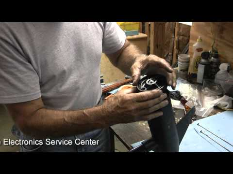 how to rebuild a directional gyro