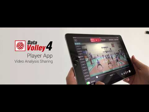 New Data Volley 4 Professional Player App