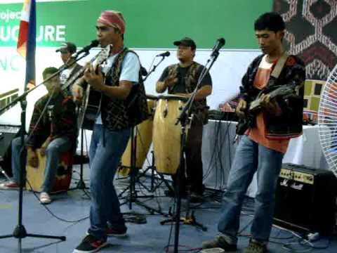 Musical Ensemble - Tribal band Vocalist Pammie Malayon; Tambol Arbic Lerios; Bass Guitarist, Crisanto Parba; Lead Guitarist Ronnie Parba; Beat Box, Arfe Labaniego.