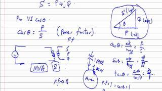 Power System Analysis (Lecture 3) Complex Power