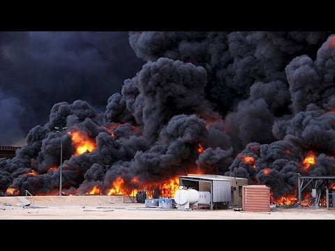 Λιβύη: Επίθεση τζιχαντιστών σε δεξαμενές αποθήκευσης πετρελαίου