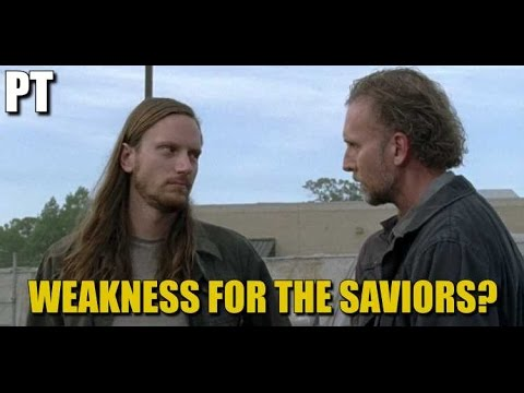 The Walking Dead Discussion Did We See A Weakness In The Saviors?