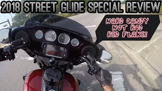 2. 2018 Street Glide Special full and detailed review!