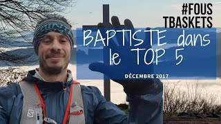 Baptiste dans le top five !